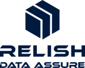 RELISH DATA ASSURE Logo_stack